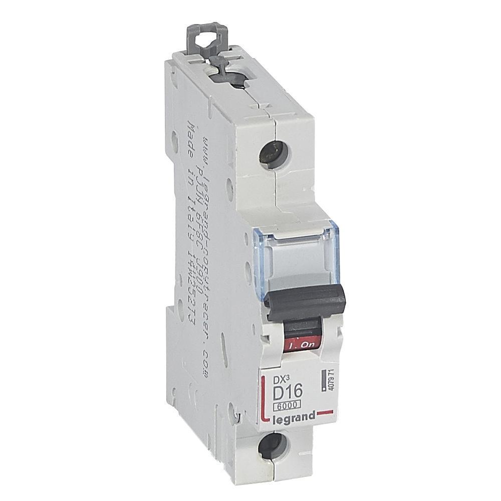 Legrand C16 1//N Sicherungsautomat