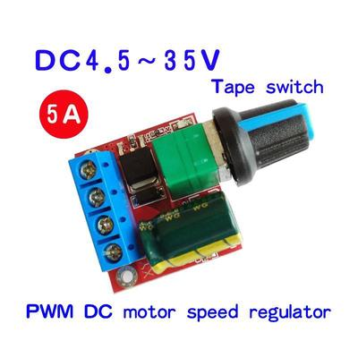 Measurement & Analysis Instruments Tools 20a Universal Dc10-60v Pwm Hho Rc Motor Speed Regulator Controller Switch Yet Not Vulgar