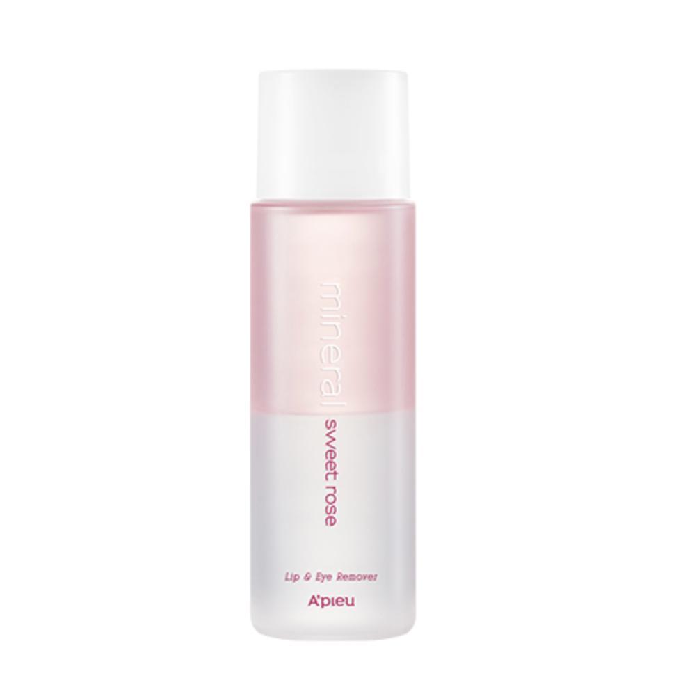 Apieu Mineral Средство для удаления губ и глаз (Sweet Rose) 100 мл – купить по низким ценам в интернет-магазине Joom
