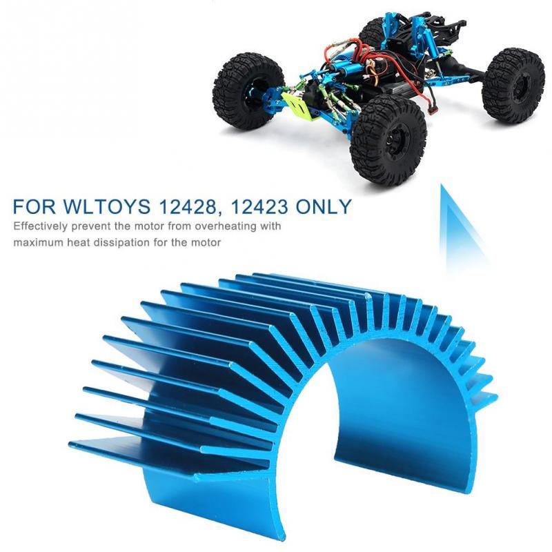 RC Car Accessory 540 Motor Heatsink for WLtoys A979-B A959-B 540 Cooling Engine