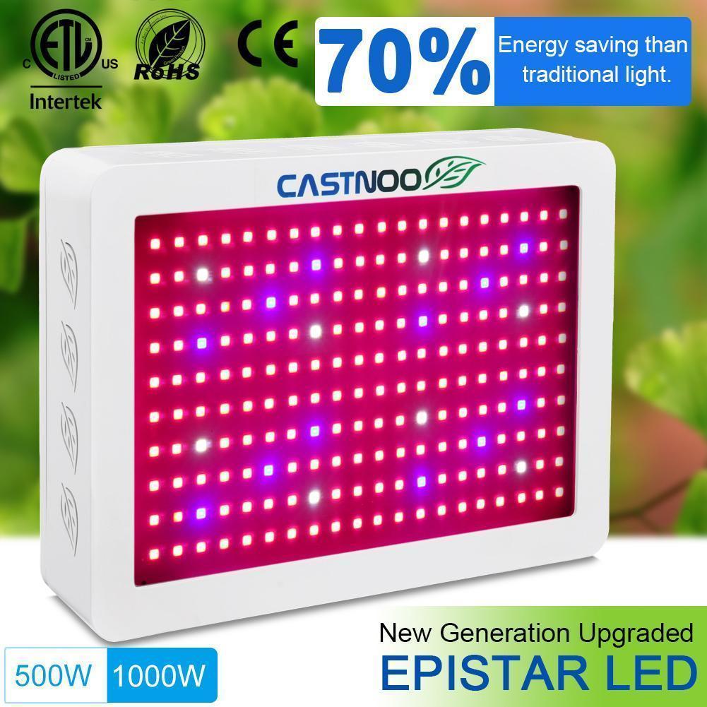 100//200//300W Full Spectrum COB LED Veg Plant Growth Light Indoor Hydroponic Lamp