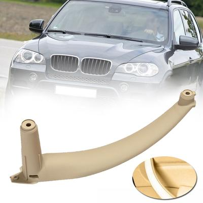 Inner Right Left Door Panel Handle Pull Trim Cover For BMW E70 X5 51416969404