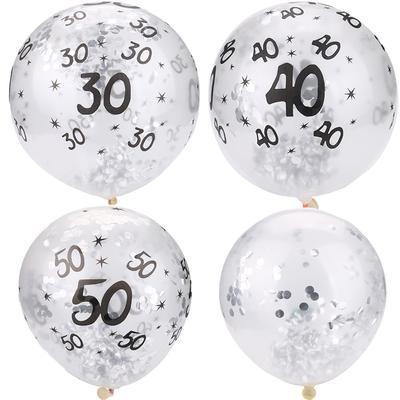 Toy Balls Toys & Hobbies Latex Balloons Wedding Anniversary Ball Balloon Decoration Globos Hotel Childrens Toys 10 Pcs Hot 36 Inch Thick Long Thread