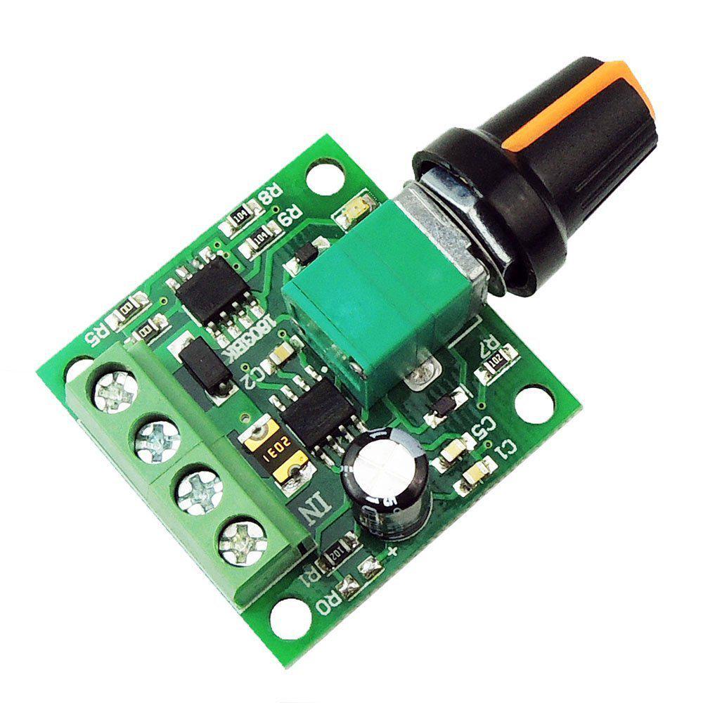 1.8V 3V 5V 6V 12V 2A Low Voltage Motor Speed Controller PWM 1803B M216 RS