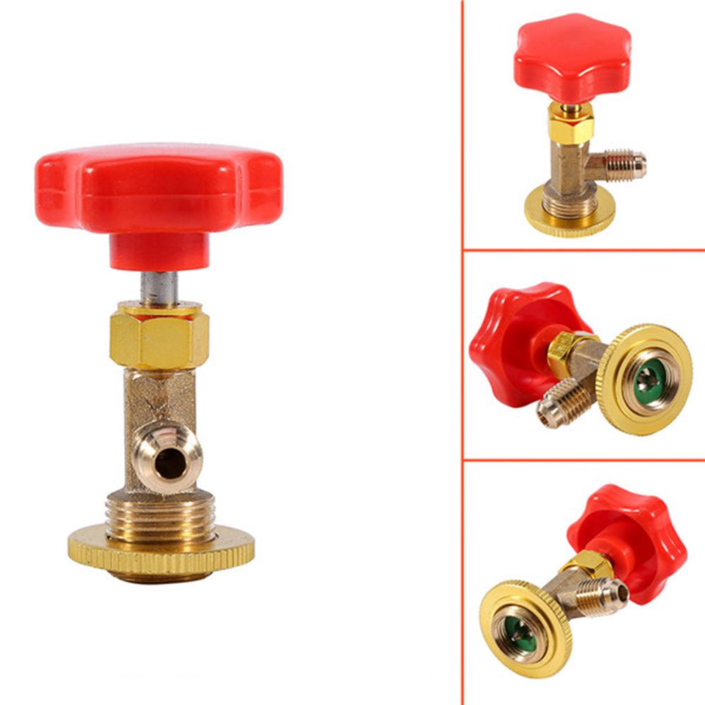 """M14//1//4/"""" R134a Gas A//C Air Conditioning Refrigerant Can Tap Valve Bottle Opener"""