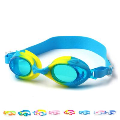 dd4a00927d98 Children Kids Anti Fog Swim Glasses No Leak Adjustable UV Protection  Swimming Goggles