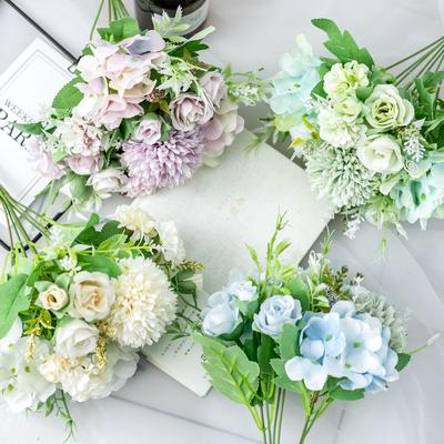Buy Dahlia Wedding Bouquet At Affordable Price From 4 Usd Best Prices Fast And Free Shipping Joom