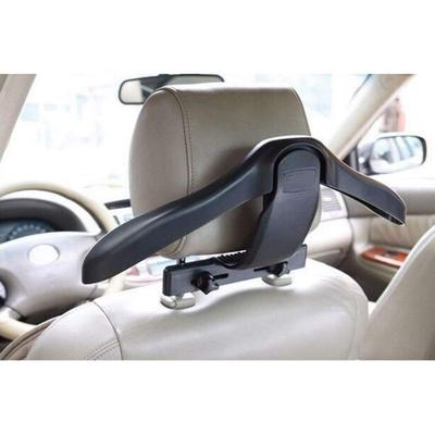 Car Headrest Coat Hanger Hooks Universal Foldable Hanging Holder Jacket Clothes