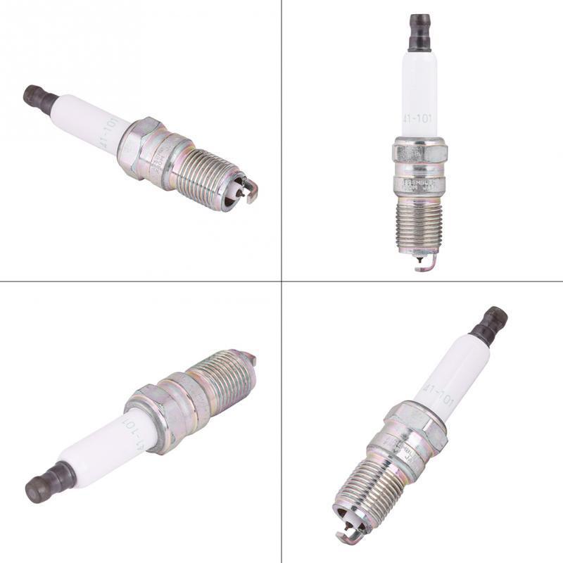 6 pcs NGK G-Power Spark Plugs for 2014-2017 Chevrolet Silverado 1500 4.3L V6 zi