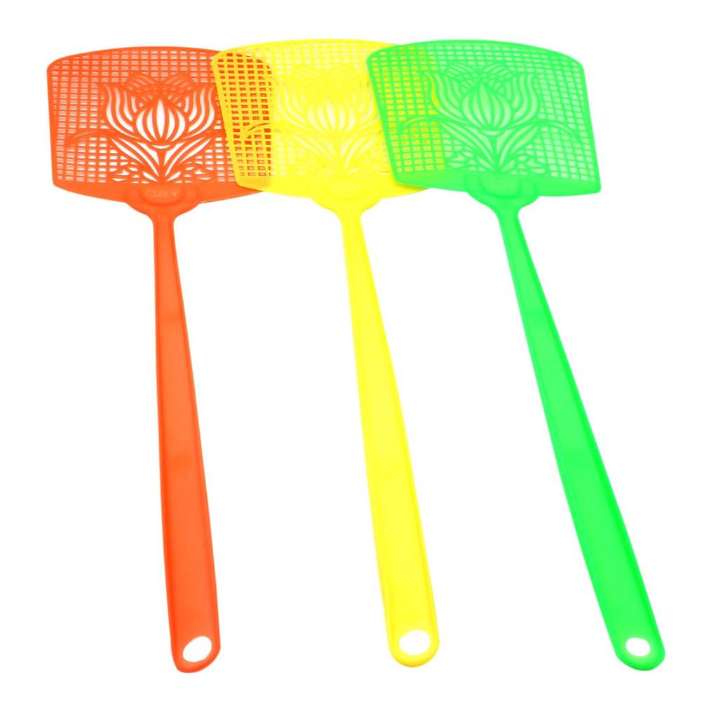1pc Portable Bug Insect Fly Pest Mosquito Swatter Killer Control Electronics Hobby 1 Of 11