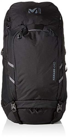 Proso? Hanang 40? mieszany plecak na wędrówki i trekking? pojemność 40 l? czarny mis2199
