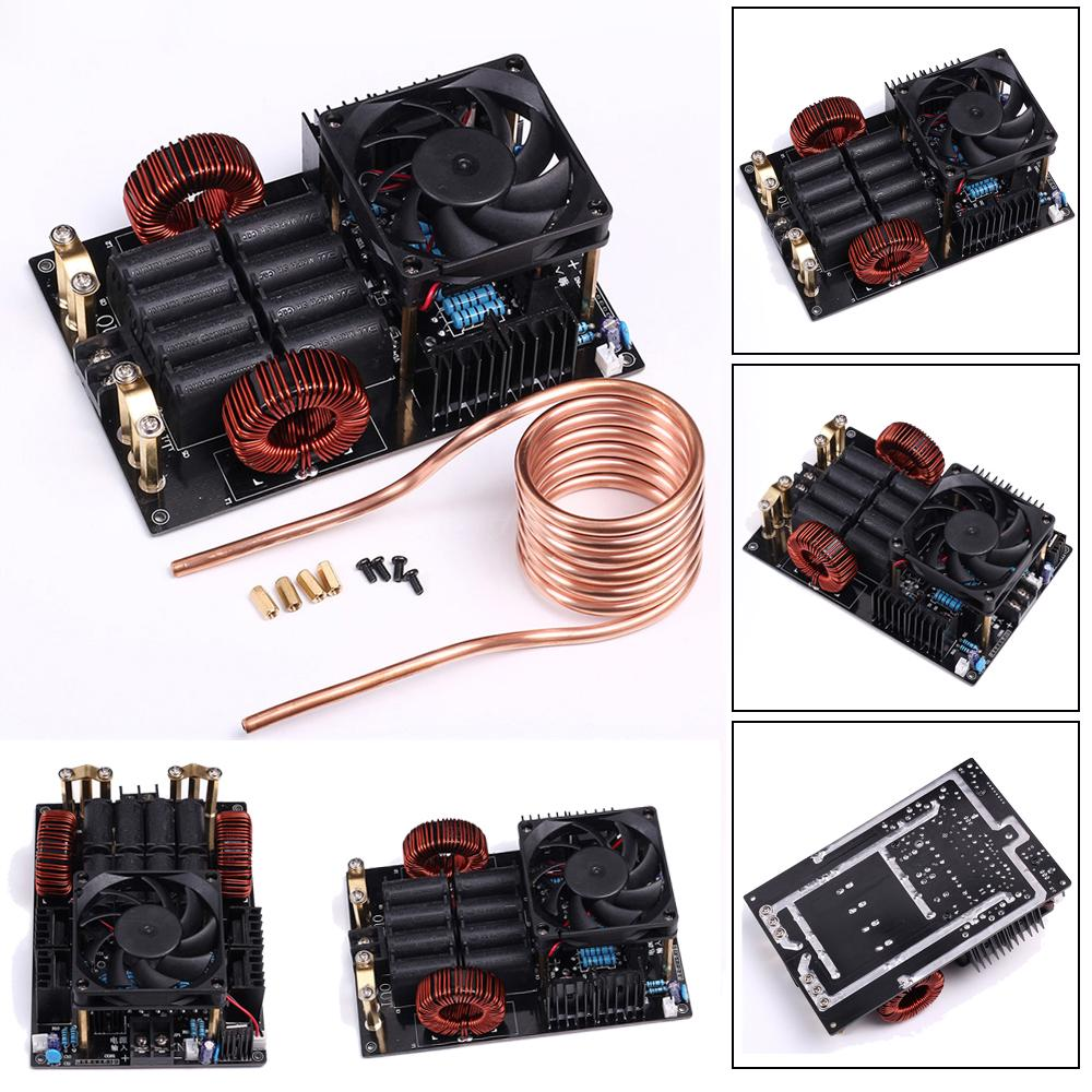 1000w 50A 1 kw ZVS induction heating machine product voltage 12 v ~ 40 v