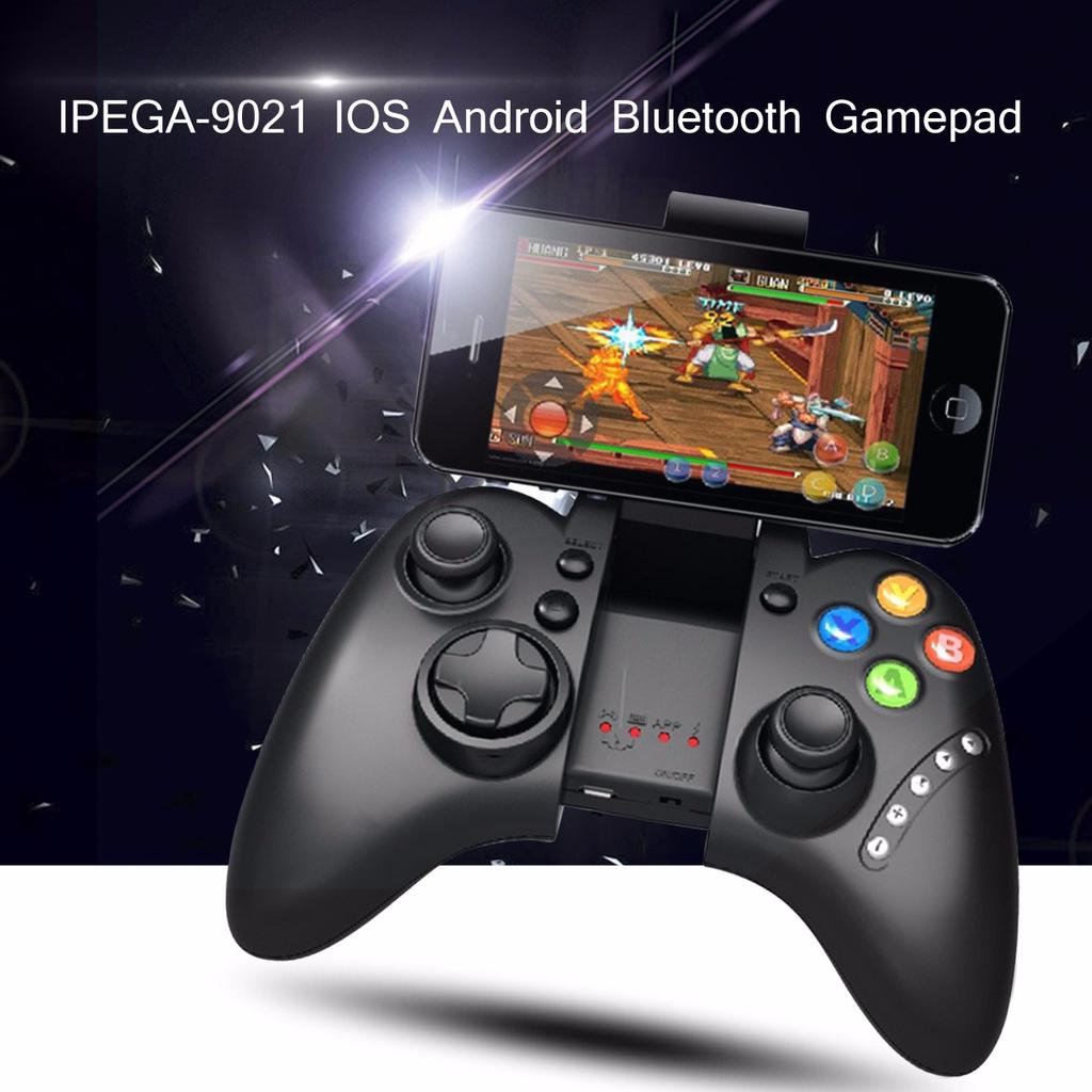 Ipega Pg 9021 Classic Wireless Bluetooth V30 Gamepad Game Mobile Gaming Controller 30 For Android And Ios Black 1 Of 11