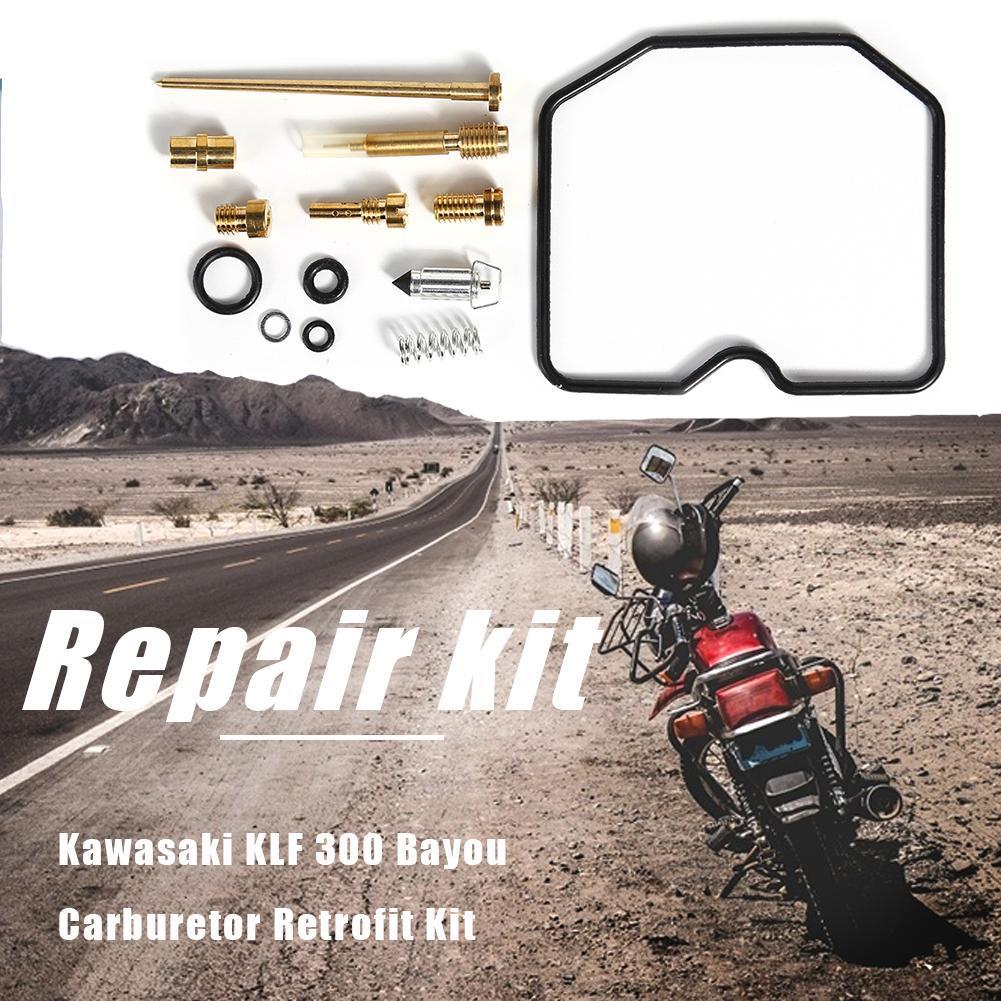 2 X Carburetor Repair Rebuild Kit For Honda TRX400EX 400EX TRX 400 EX 1999-2004