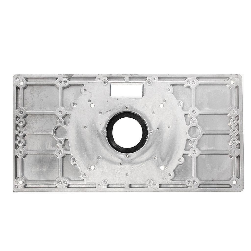 Aluminum metal sliver router table insert plate insert rings diy 1 of 6 keyboard keysfo Gallery