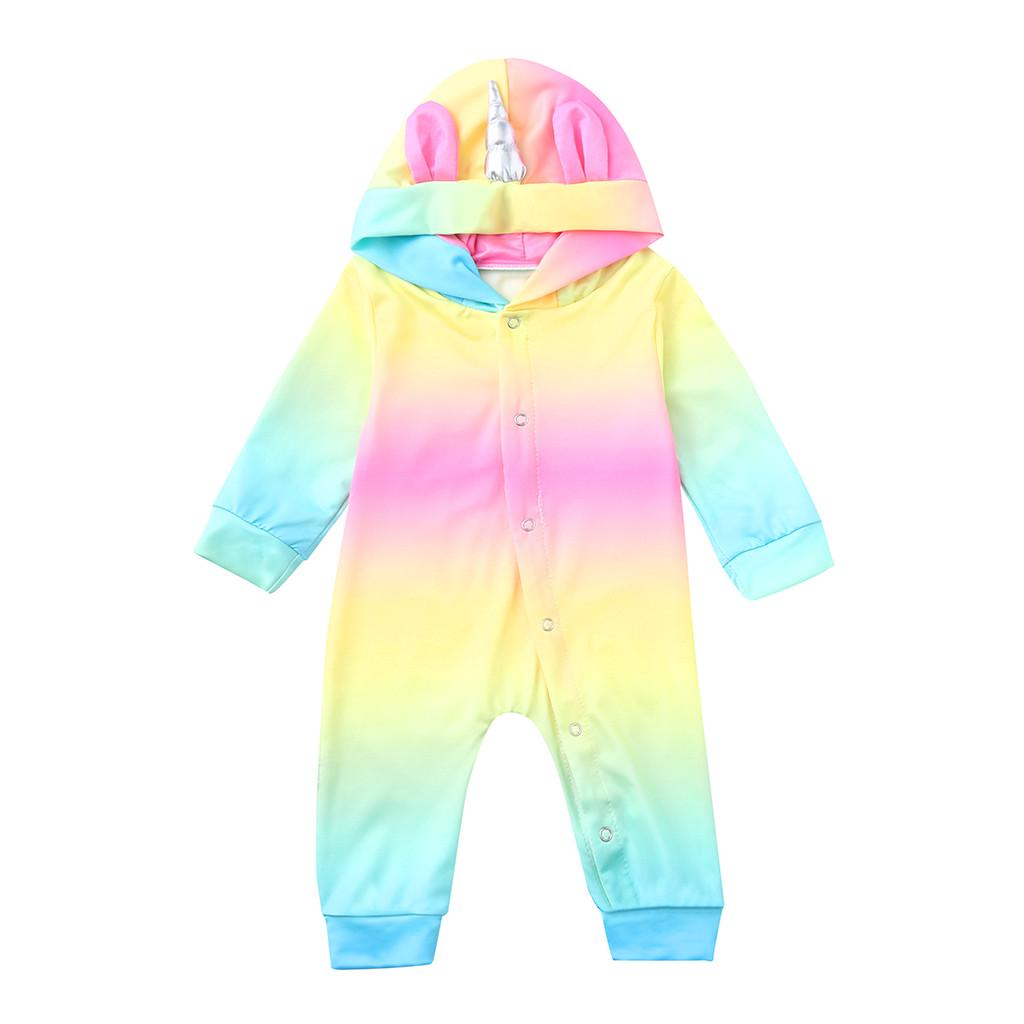 COTTON FAIRY Newborn Baby Boys Dinosaur Rompers 3D Tale Summer Outfits
