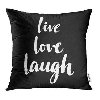 I Love You To Moon Back Romantic Inspirational Quote Hand Lettering Badge Pillow Case Cover 16x16inch 40x40cm Buy At A Low Prices On Joom E Commerce Platform