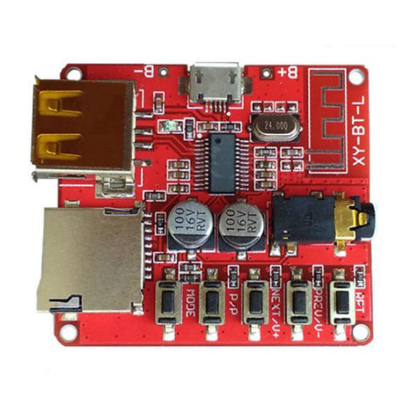 Droking 3W 3W DC 5V St/ér/éo mini Amplificateur Num/érique Module Dual Channel 4 Ohm Alimentation USB