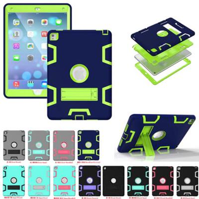 0c5325e064 Shockproof Armor Heavy Duty Protector Stand Cover Case For ipad Mini1 2 3  Air
