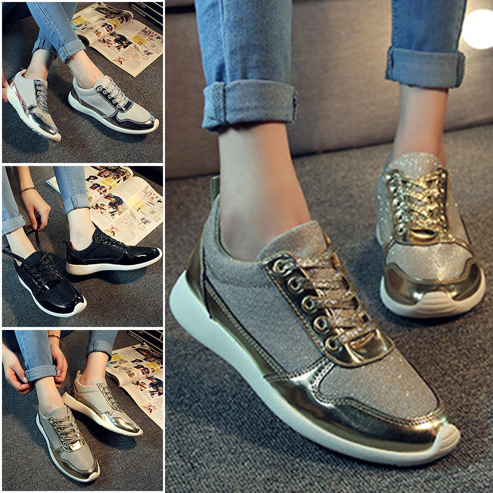 春季新款韩版时尚透气休闲潮鞋运动鞋女鞋