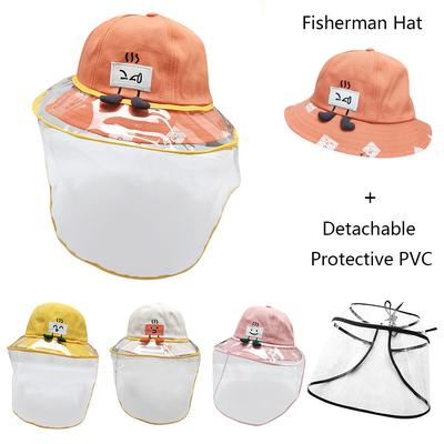 Color : Black Z-P Reusable Anti-fog Hat Baseball Cap Isolated Virus Sunshade Face Isolation Mask Removable Protective Cap Peaked Cap Unisex