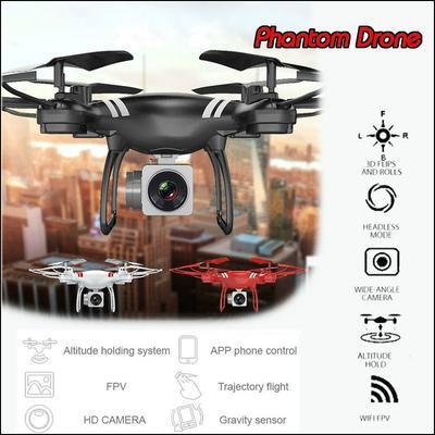 4Pc Spare Parts Crash Ersatzteile Crash Pack Propeller Für SMRC S20 GPS RC Drone