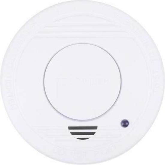 Nedis Smoke /& Heat Detector Alarm Wifi Smart App Notification Détecteur de fumée