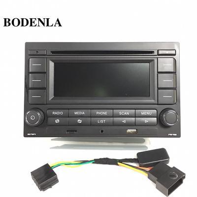 Car Radio RCN210 CD Player USB MK4 AUX Bluetooth For VW Golf