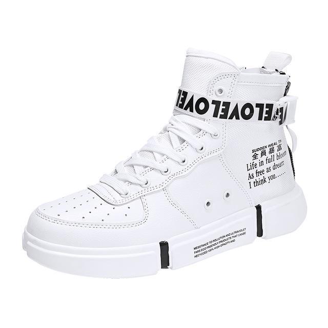 546aab1d plano cordones hombres Skate zapatillas zapatos del remache al aire ...