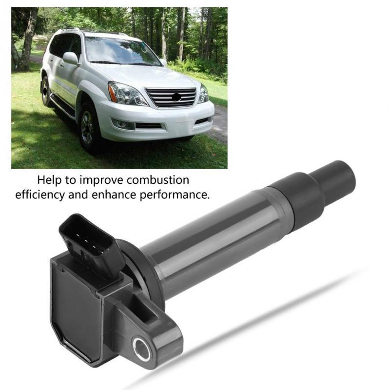 New Ignition Coil for Lexus GS430 GX470 LX470 SC430 Toyota 4Runner Tundra UF230