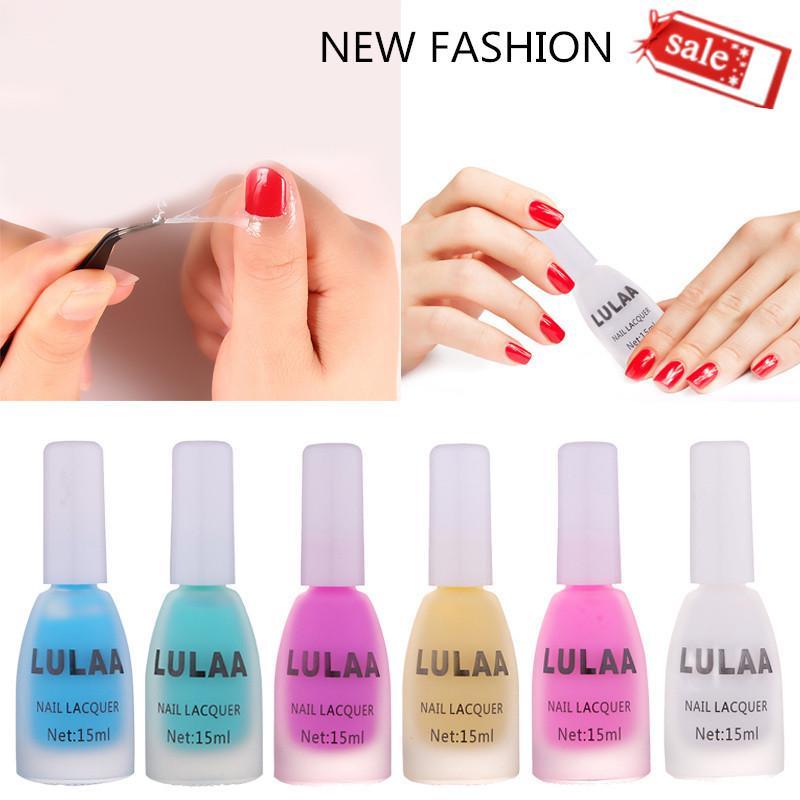 Lulaa Latex Tape Peel Off Base Coat Nail Art Liquid Cream -buy at a ...