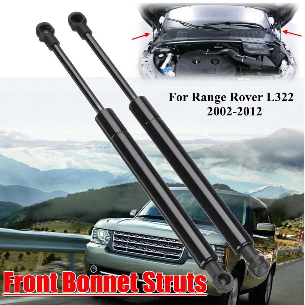 Tailgate Gas Struts-Rear Tailgate Boot Trunk Gas Struts Support Spring for Range Rover MK3 2002-2012 BHE760020