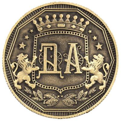 873445082c Tak lub nie monety dekoracji Rosyjskiego rubla kopia monety chińskie monety  feng shui portfel monety lwy