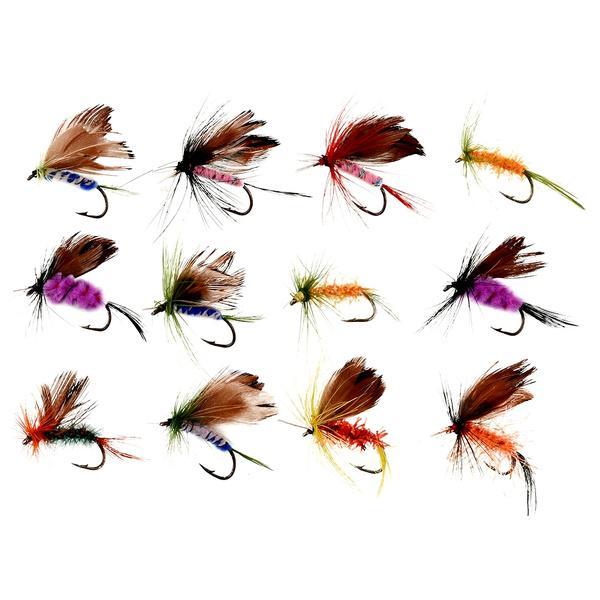 Künstlich Fliegen Lure Bionische Köder Garnelen Fliege Forellenfischen Lures