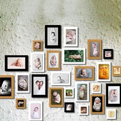 Rope Clips 10Pcs Paper Photo Wall Art Picture Polaroid DIY Hanging Album Frame