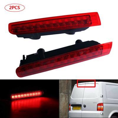 2x L/&R Barn Door LED 3rd Rear Stop Brake Light For Transporter T5 T6 03-16