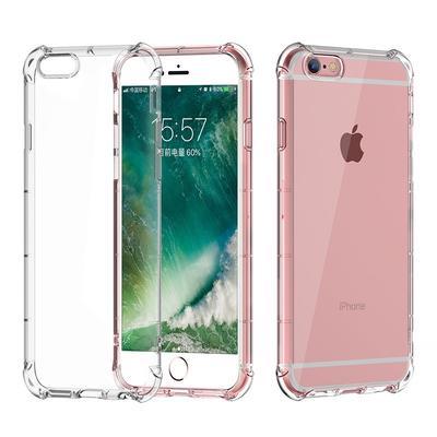 22ba6343046 A prueba de choques 360 TPU silicona transparente claro caso tapa de  protección para Iphone5/