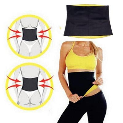 Las mujeres neopreno adelgazar cintura peso pérdida cinturones cuerpo Shaper formación corsés