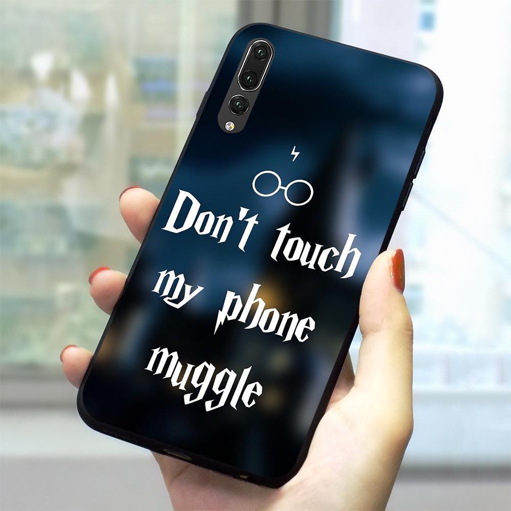 Harry Potter Slytherin School Phone Case for Huawei Nova Cover 2 2i 2s 4e 5 5t 6 7 Y6 Y9 Soft TPU-buy at a low prices on Joom e-commerce platform