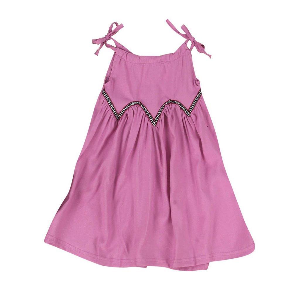 Vestidos de bebé niños vestido de princesa de Verano niñas hombro ...