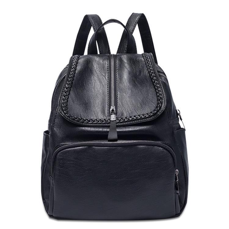 6e2149b10b93 BAIJIAWEI Женский модный рюкзак из полиуретановой кожи