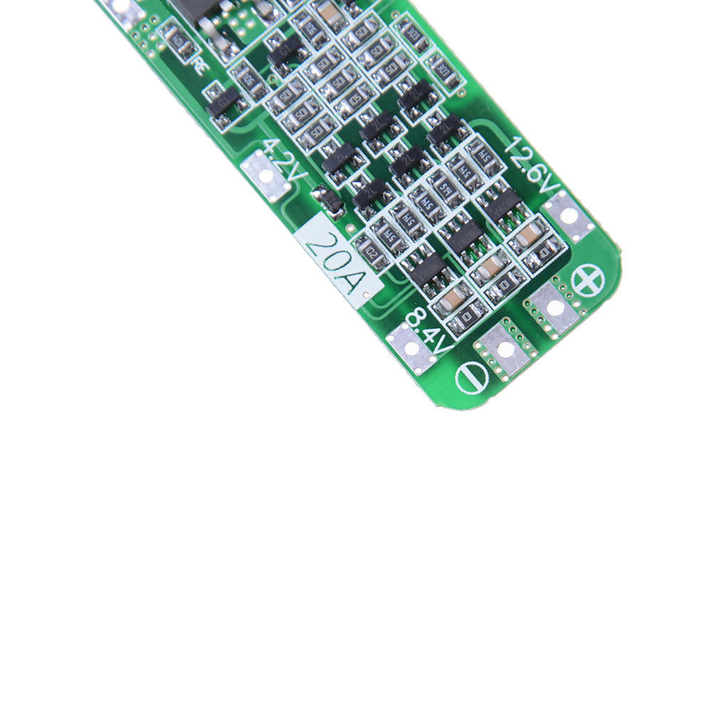 3s 20a 126v Cell 18650 Li Ion Lithium Battery Charger Bms Protection Circuit Module Pcb For 37v Of Liion Limit 1 7