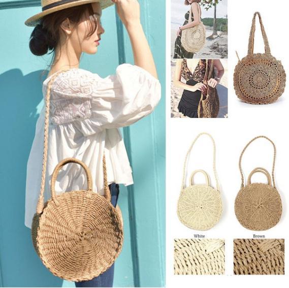 Bolsos de moda verano bolso para las mujeres bolso bolso bandolera bolso  diseñador de moda bolso de paja - comprar a precios bajos en la tienda en  línea ... 81593a7f7d6