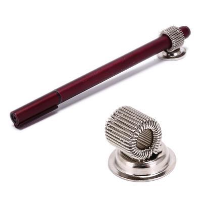Pocket Clip Three Hole Nurse Gold Edition -Pack of 5 Police Pen Holder