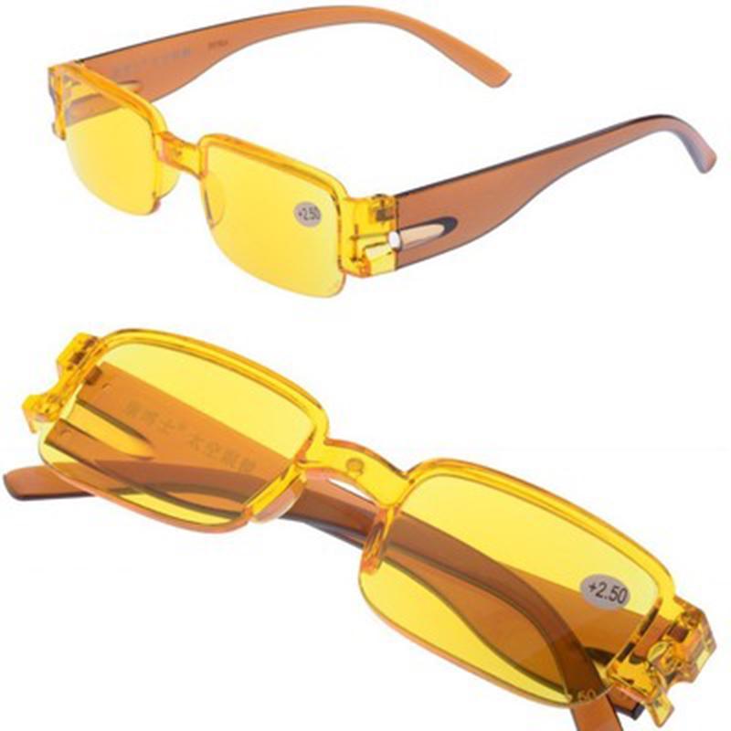 Магнитный Увеличить Чтение Очки Старый народный пресобичные очки Unisex Родители Подарки