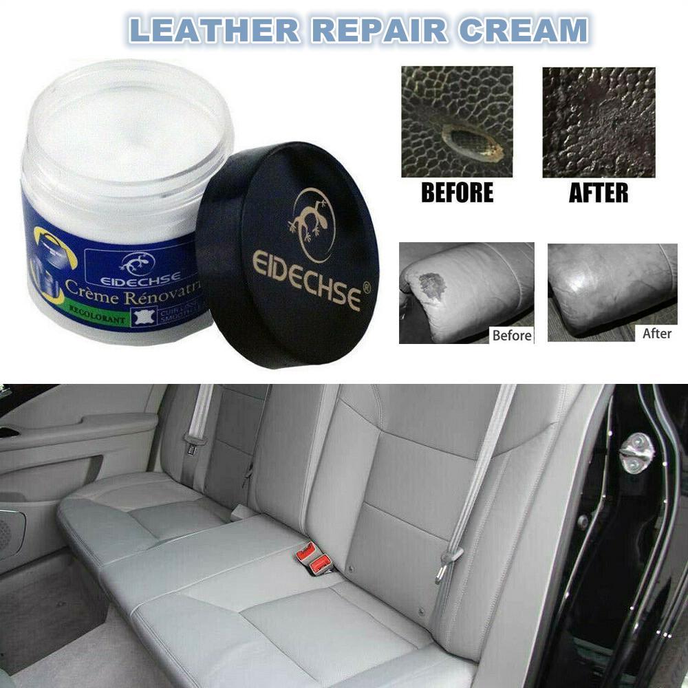 AutoSitz Leder Reparatur Creme Werkzeug für Sofa Jacken Schuhe Restaurierung