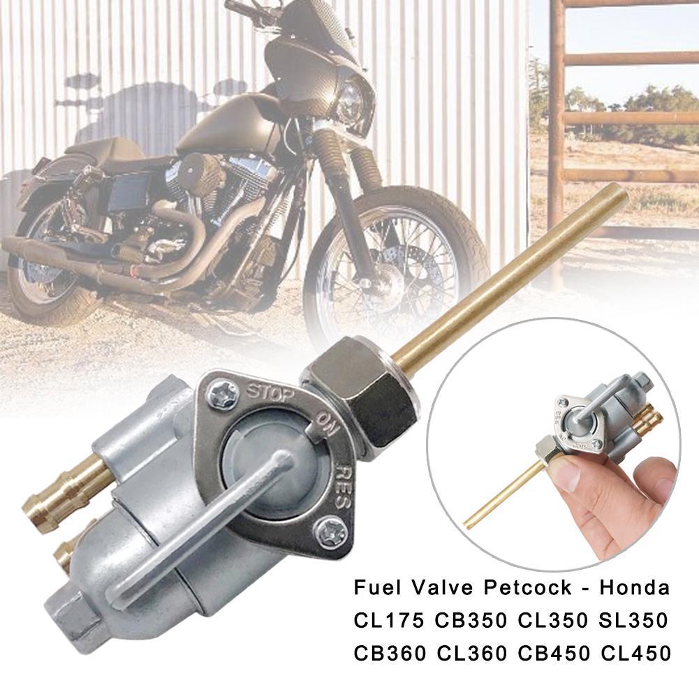 Fuel Valve Petcock Honda CL175 CB350 CL350 SL350 CB360 CL360 CB450 CL450