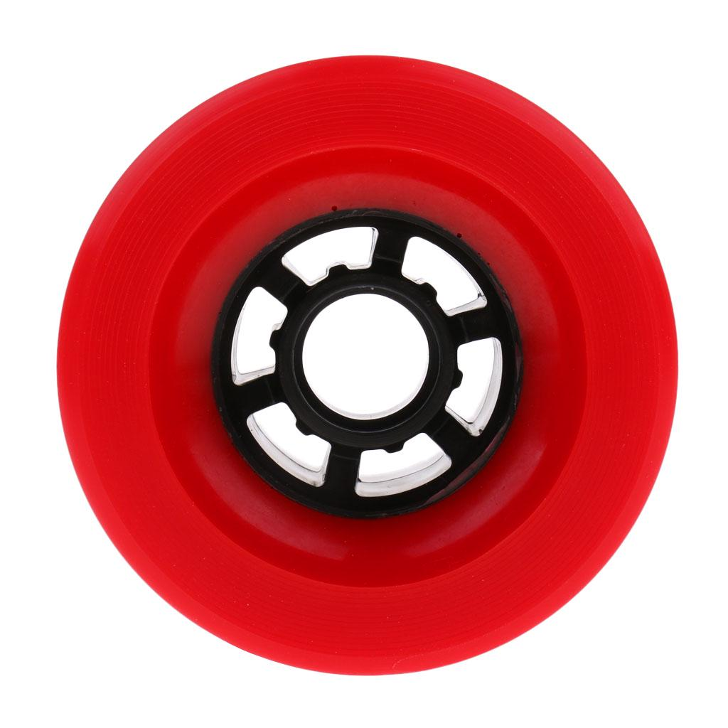 4pcs Skateboard Wheel Set Longboard Wheels Cruiser Wheels Skateboard Accessories
