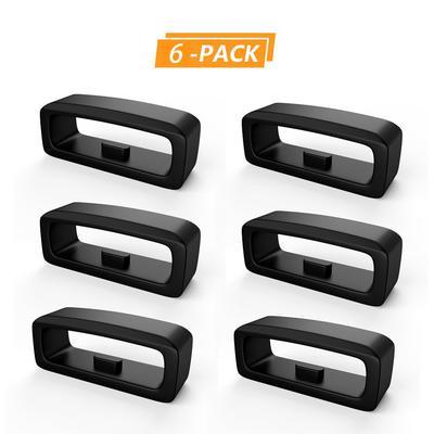 6PC Garmin Fenix5/Fenix5 Plus Watch Rubber Fastener Rings