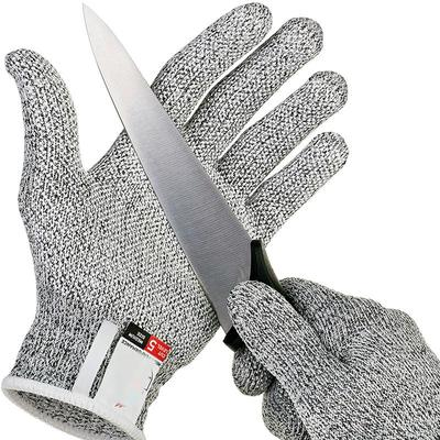 Anti-cut Gloves Safety Cut Proof Stab Resistant Stainless Steel Wire Metal Mesh Kitchen Butcher